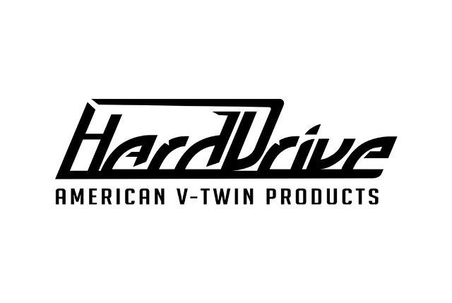HardDrive Sissy Bar Docking Hardware Kit (Chrome) 2006-Up