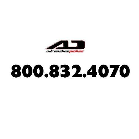 Mustang 93155 Plain Tank Bib for 2000-2015 Harley Davidson