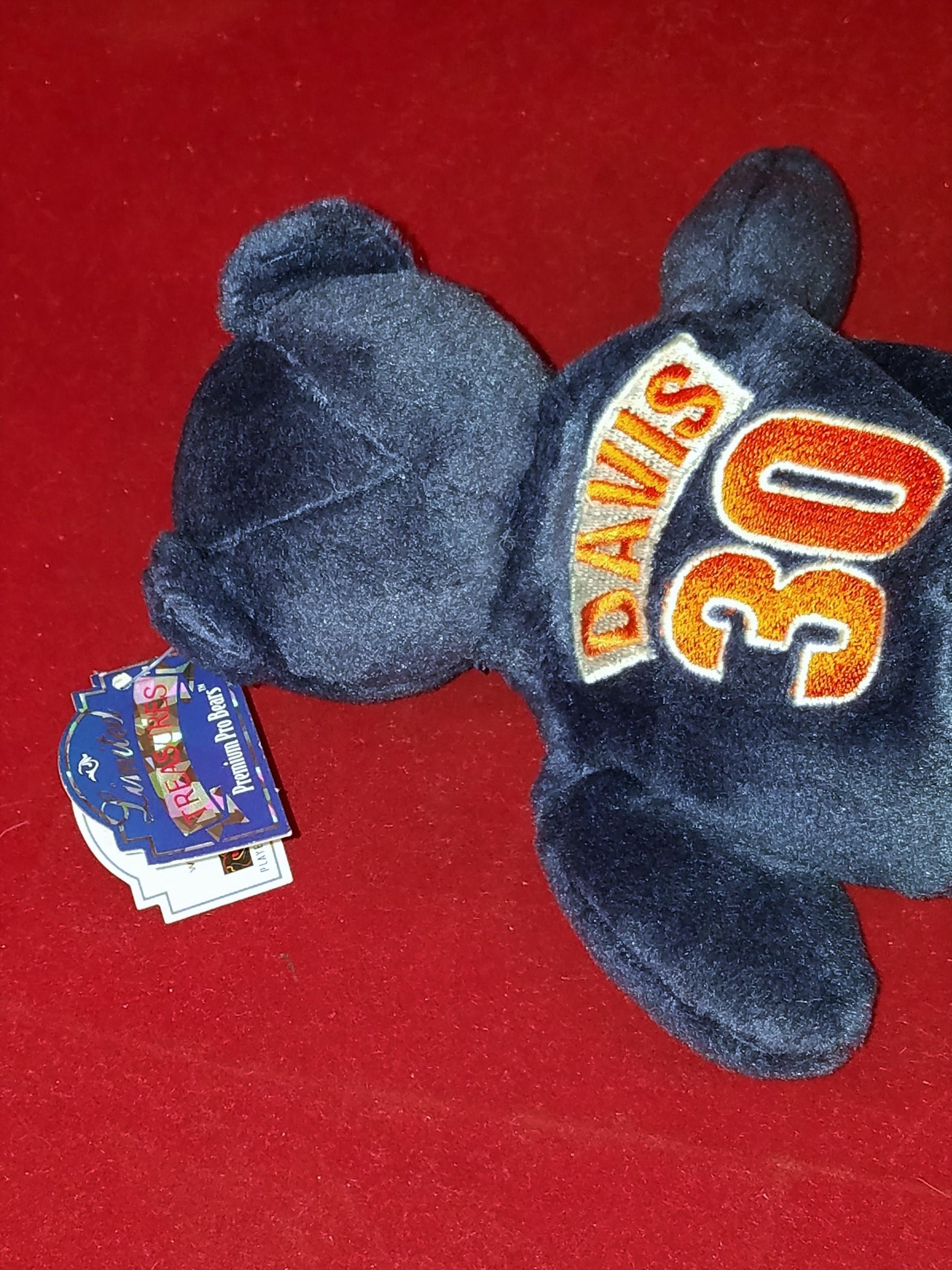 Beanie Crochet Broncos Denver