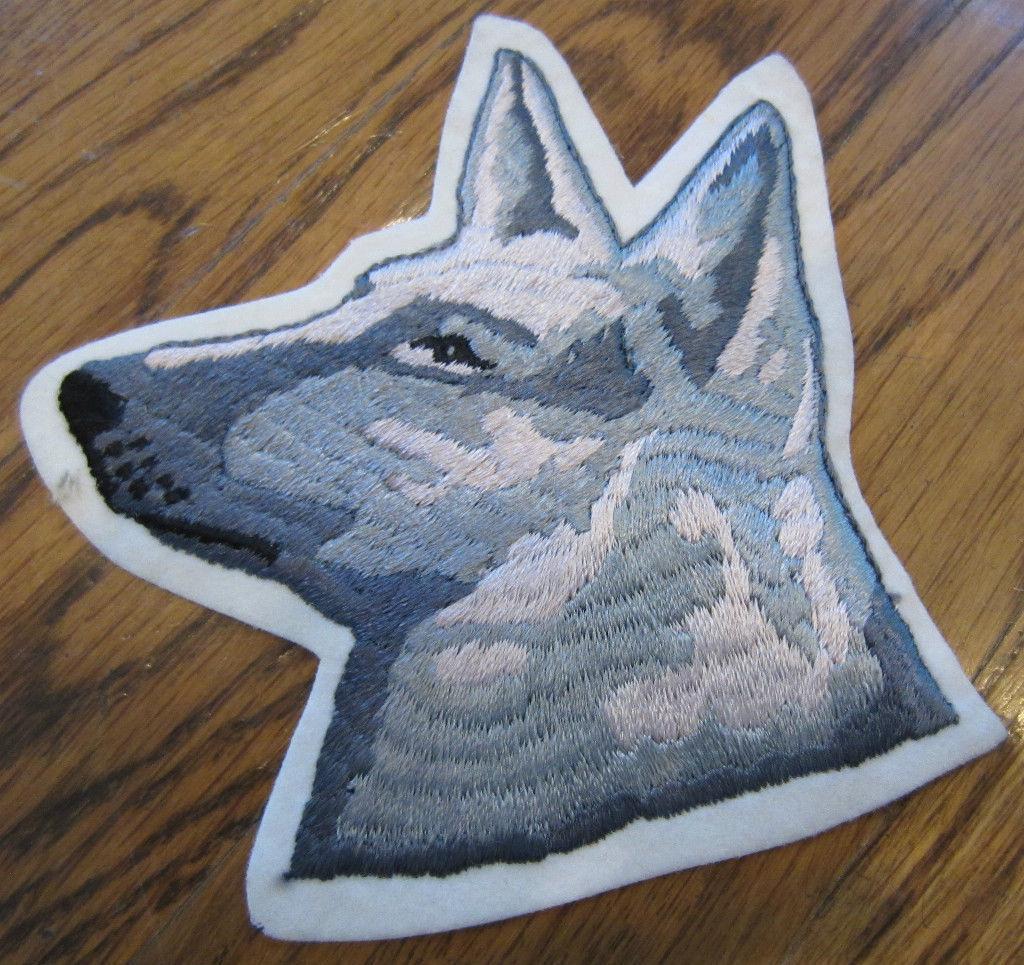 Boy Cub Scout Wolf Xl Uniform Dog Patch