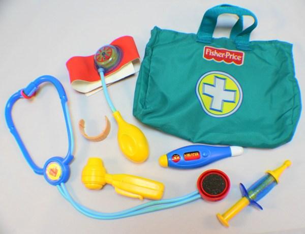 Fisher-Price Doctor Kit