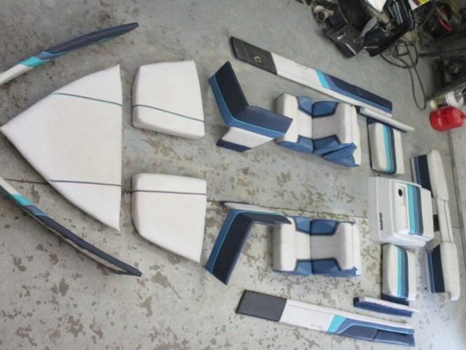 1994 Bayliner Capri Seat Covers