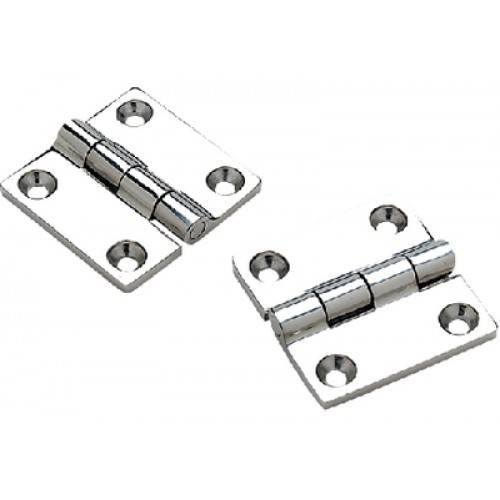 33901 Seachoice Boat Butt Hinges Pair 316 SST 1 1/2