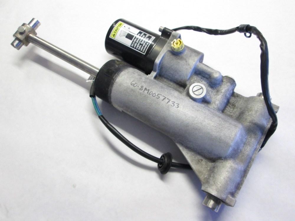 medium resolution of 60 8m0057733 mercury 150 hp 4 stroke outboard power trim pump motor