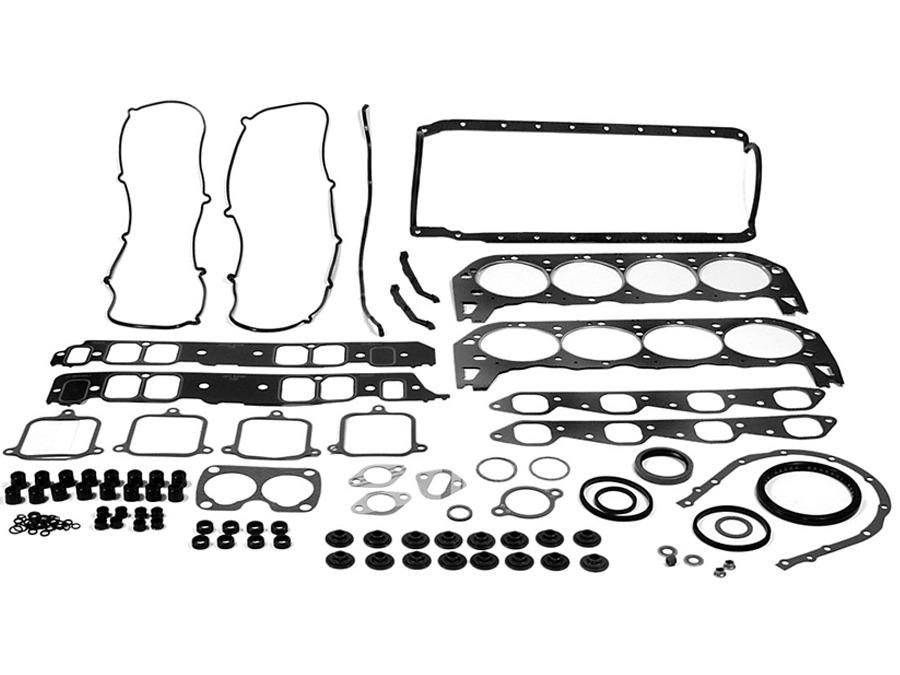 805396A92 fits Mercruiser 502 Mag 8.2L Overhaul Gasket Set