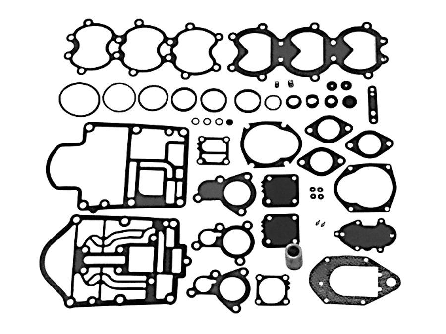 27-812867A97 Engine Gasket Set fits Mercury Mariner 50-60