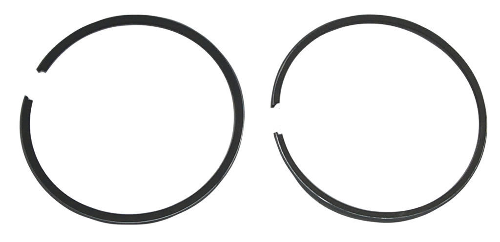 39-820641A1 Piston Ring Set .010 OS for Mercury Force