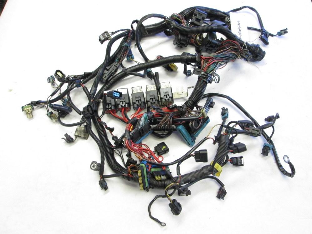 medium resolution of verado wiring harness