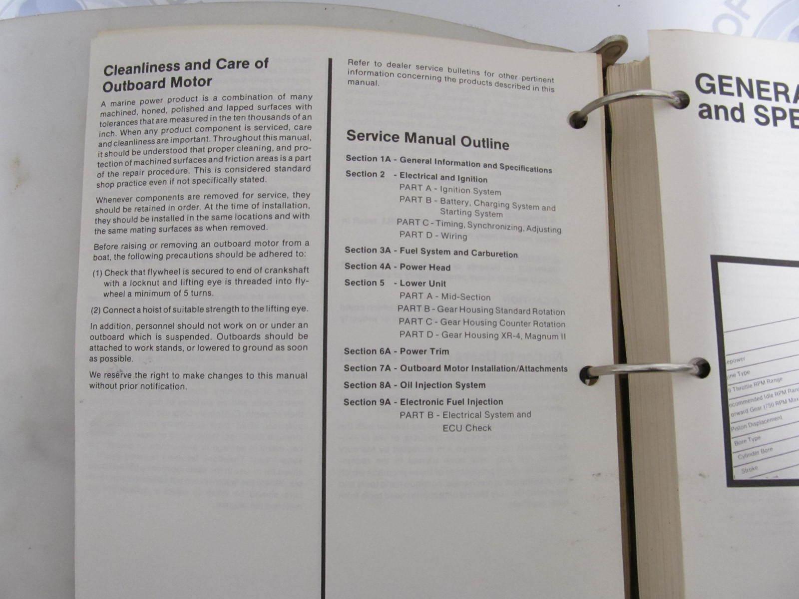 Fantastic Mercury Outboard Schematics Elaboration - Everything You ...