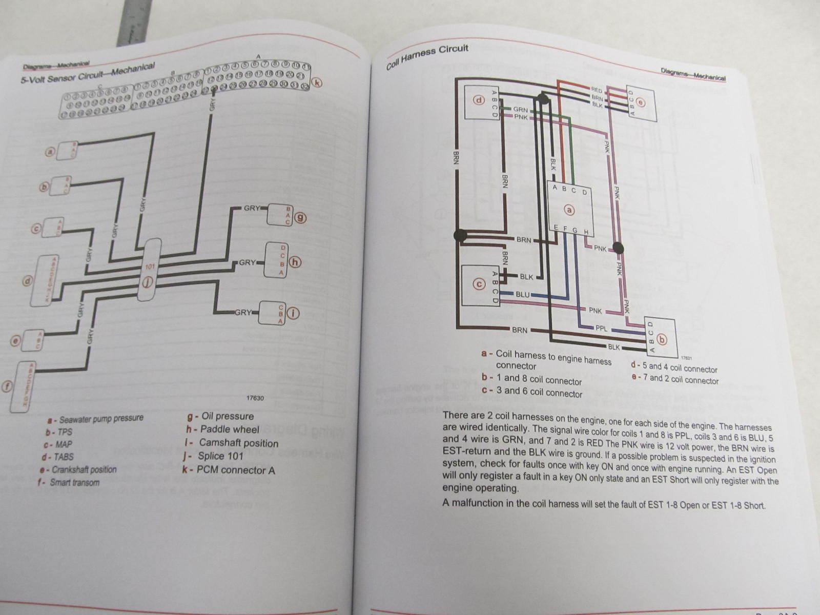 Wiring Schematics Mercury