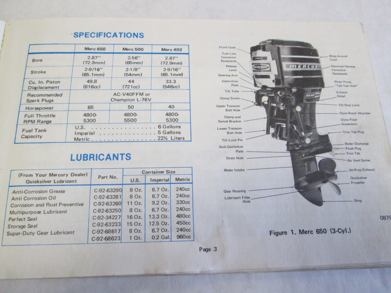Diagram Of 1972 Mercury Marine Mercury Outboard 1020202 Stator And