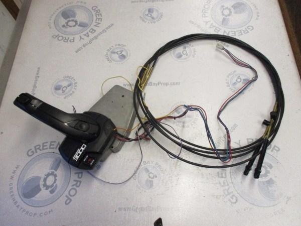 Mercury 3000 Classic Throttle Control Manual Wiring - Year