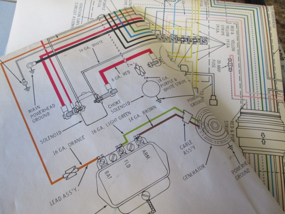 medium resolution of 1970 evinrude johnson outboard ignition wiring diagrams chrysler 115 wiring diagram yamaha 115 wiring diagram