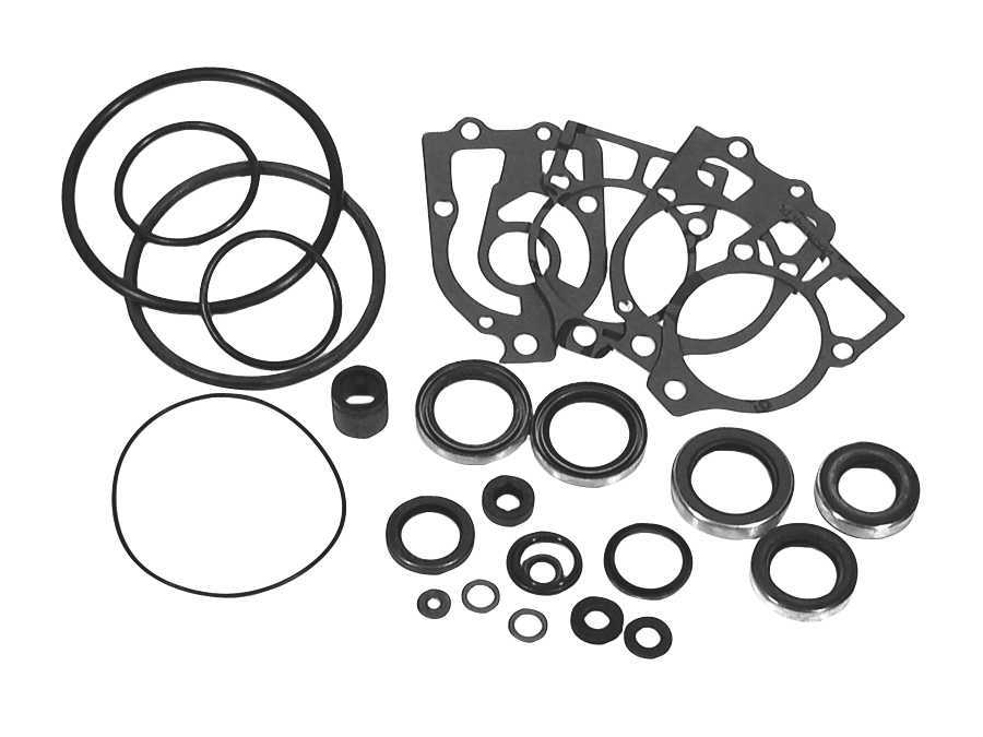 26-55682A1 Lower Unit Seal Kit Fits Mercury Mariner 75-225