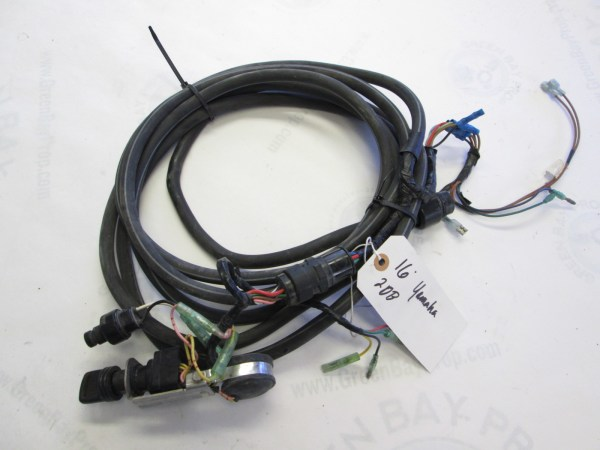 Yamaha Outboard Wiring Harness - Year of Clean Water on