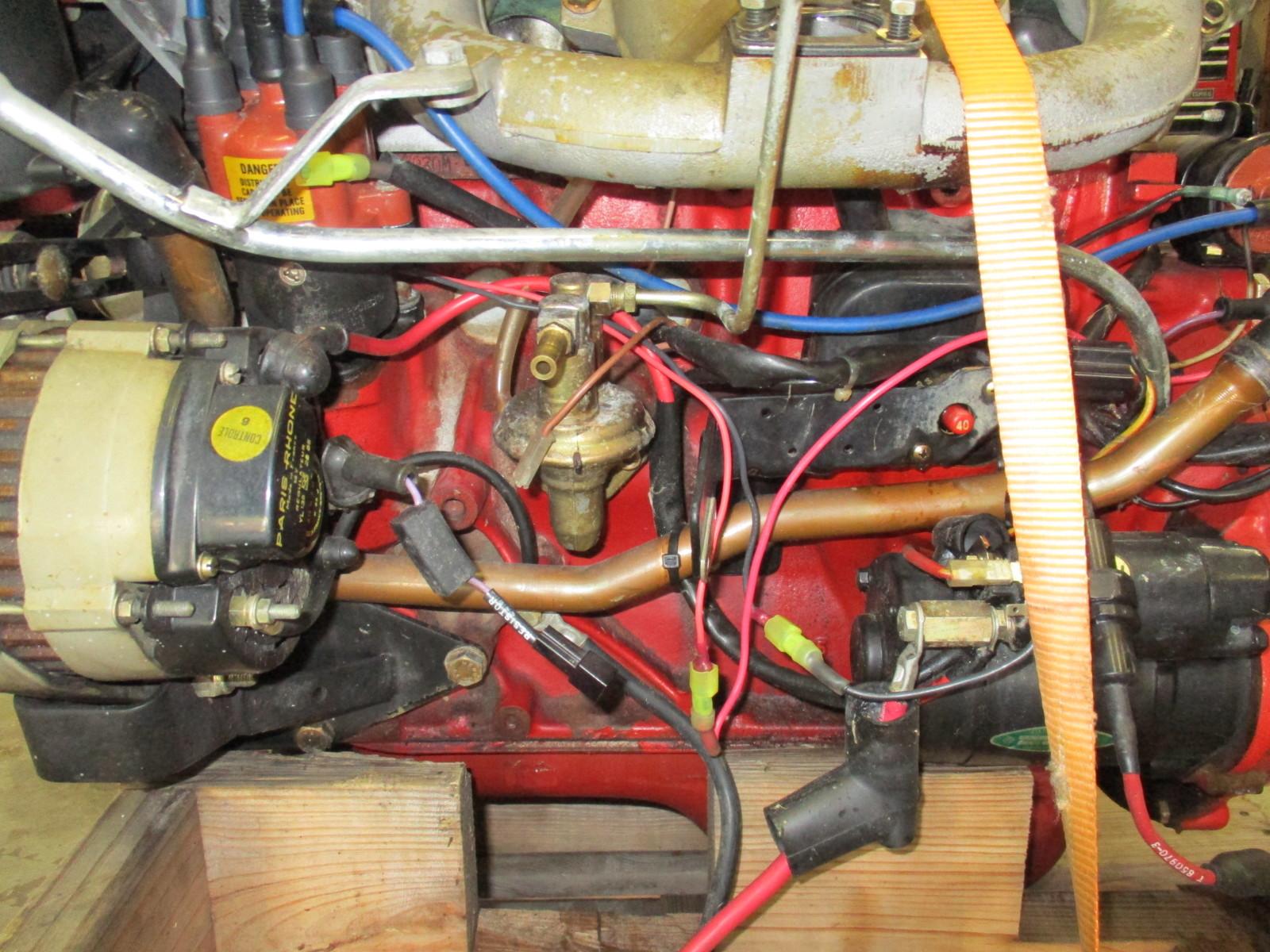 hight resolution of 1985 bayliner 2 1 volvo penta wiring wiring diagram 1986 mercruiser 4 3 engine wiring 250