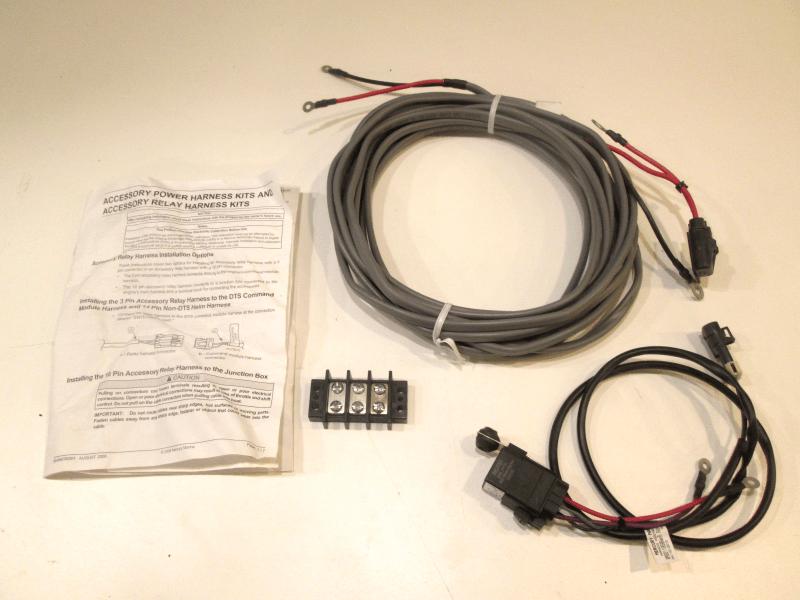 Mercury 84 86396a8 Quicksilver 5 Ft Boat Tachometer Gauge Wiring