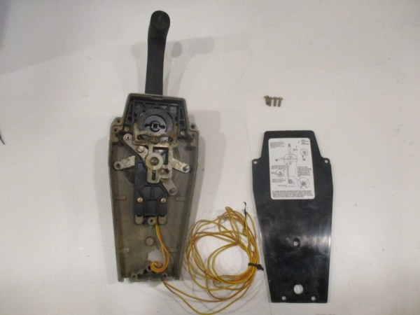 Mercury Outboard Remote Control Box - Year of Clean Water