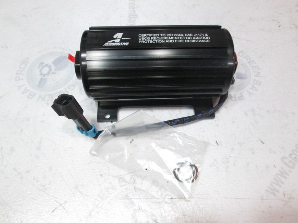 medium resolution of 11108 aeromotive a1000 marine electric fuel pump w mercury wire harness