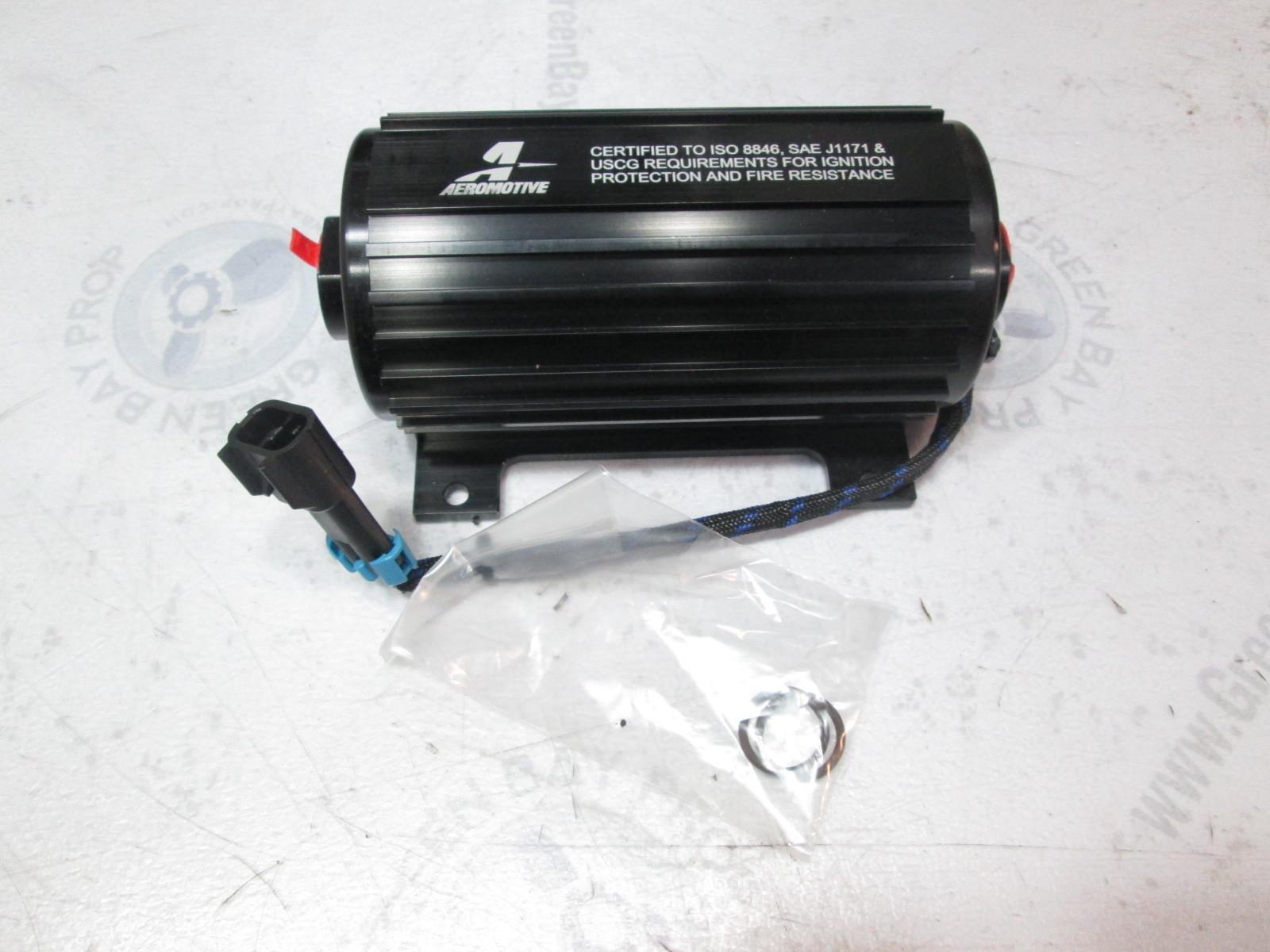 hight resolution of 11108 aeromotive a1000 marine electric fuel pump w mercury wire harness