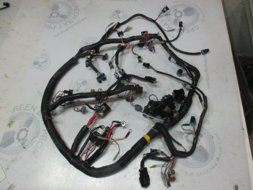 small resolution of 84 878082t4 mercury mariner optimax dfi 200 3 0l engine cable wire harness green bay propeller marine llc