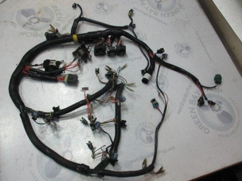 small resolution of  84 858367t1 mercury mariner optimax dfi 200 3 0l engine cable wire harness