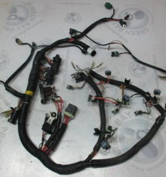 84 858367t1 mercury mariner optimax dfi 200 3 0l engine cable wire harness green bay propeller marine llc [ 1600 x 1200 Pixel ]