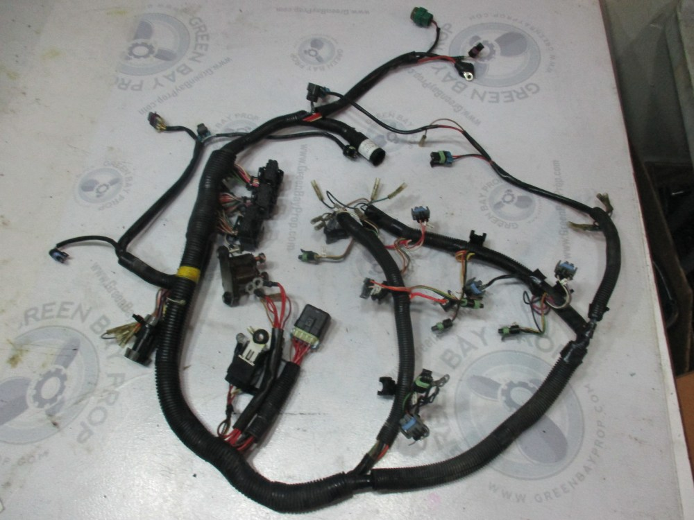 medium resolution of 84 858367t1 mercury mariner optimax dfi 200 3 0l engine cable wire harness green bay propeller marine llc