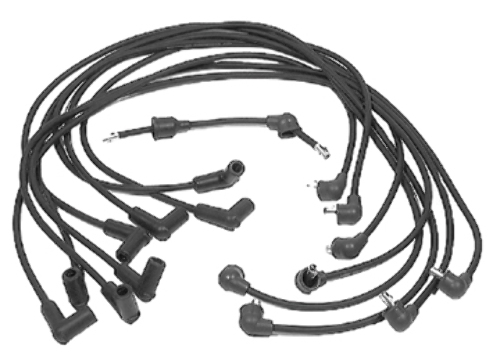 816761Q17 QUICKSILVER SPARK PLUG WIRE KIT-For GM V-8 305