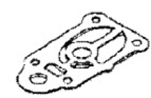 27-161603 Fits Mercury Mariner 2-3.3 HP Water Pump Plate