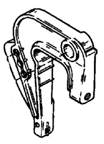 3404-8894A6 Fits Mercury Mariner 6-15 HP Left Port Side