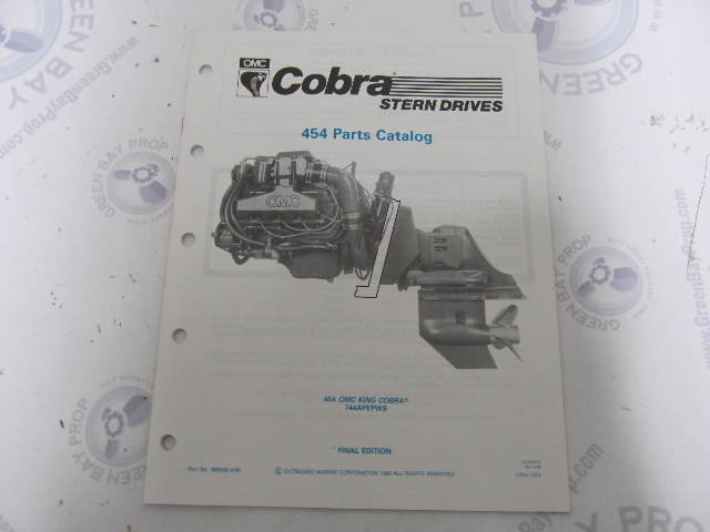 302bprpwr Omc Cobra Sterndrive Power Steering Pump Diagram And Parts