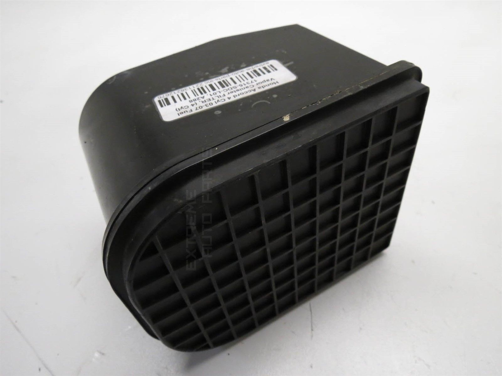hight resolution of honda accord 03 07 emission fuel vapor canister filter 17315 sdc l01 oem extreme auto parts