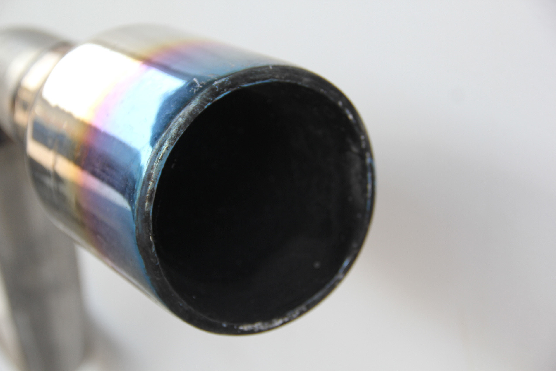 infiniti g37 exhaust straight pipe