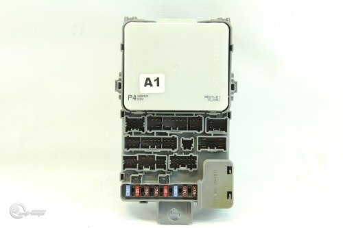 small resolution of acura mdx 03 04 05 06 dashboard driver side fuse box 38200 2004 acura mdx fuse