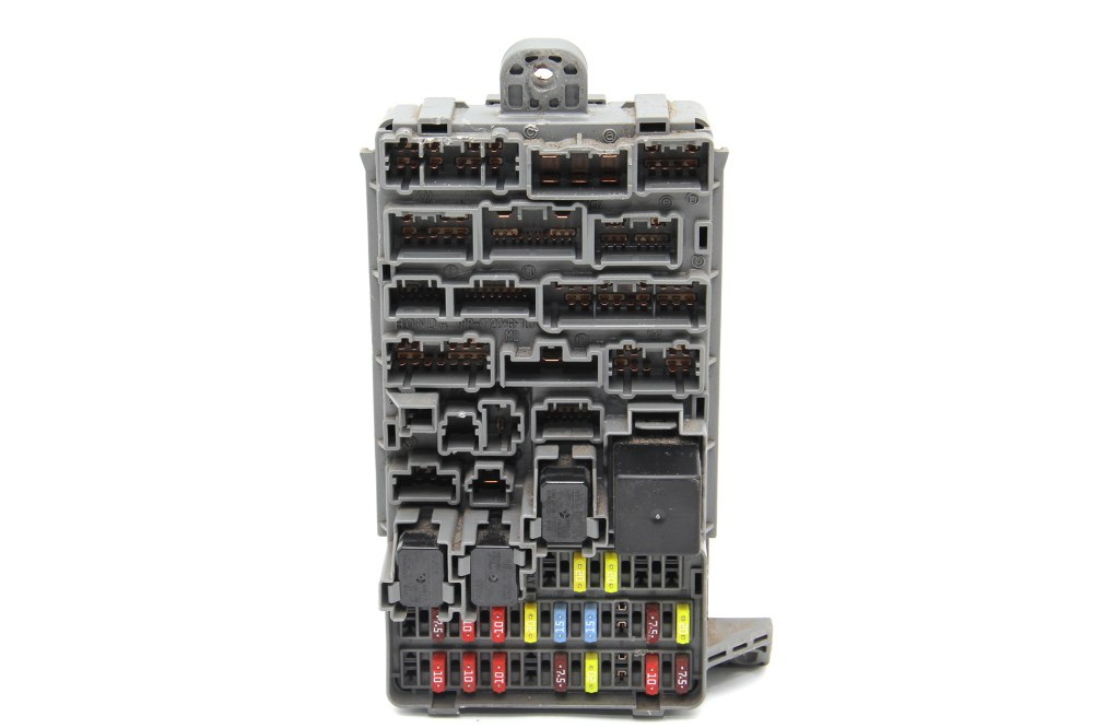medium resolution of honda element sc interior fuse box relay 38200 scv a78 oem 2007 extreme auto parts