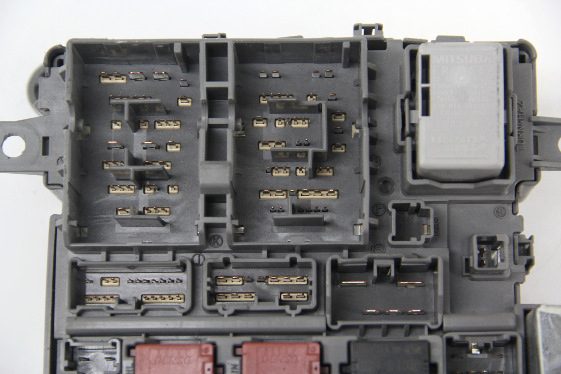 hight resolution of  acura tsx 07 fuse box interior under dash control relay 38200 sec a05