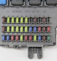 acura tsx 07 fuse box interior under dash control relay 38200 sec [ 1900 x 1267 Pixel ]