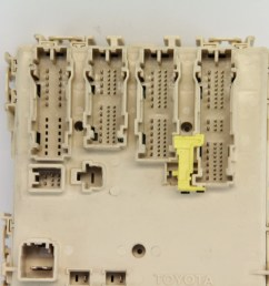 scion tc interior under dash relay fuse box 11 16 89221 07 scion tc fuse box [ 1100 x 733 Pixel ]