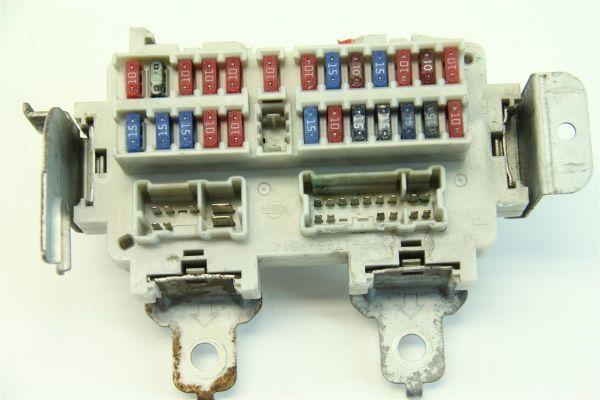 infiniti g35 coupe 2003-2004 under dash fuse box junction