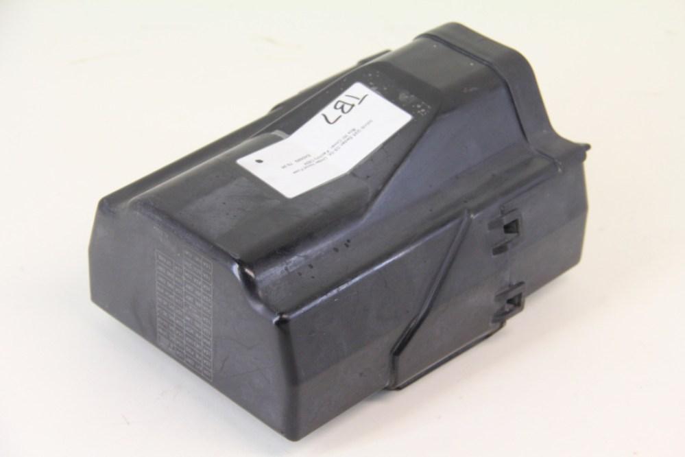 medium resolution of infiniti g35 sedan 03 04 under hood fuse box w cover 2006 infiniti g35 fuse box diagram 2003 infiniti g35 fuse box