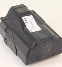 infiniti g35 sedan 03 04 under hood fuse box w cover 03 infiniti g35 fuse box [ 1100 x 733 Pixel ]