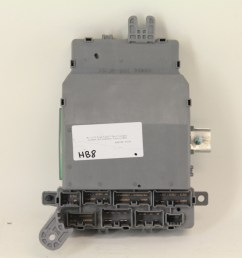 acura tl type s 2007 rear fuse box junction unit assembly for acura tl type s [ 1100 x 733 Pixel ]