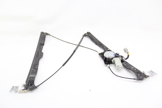 Infiniti QX56 Window Regulator w/Motor Front Left/Driver