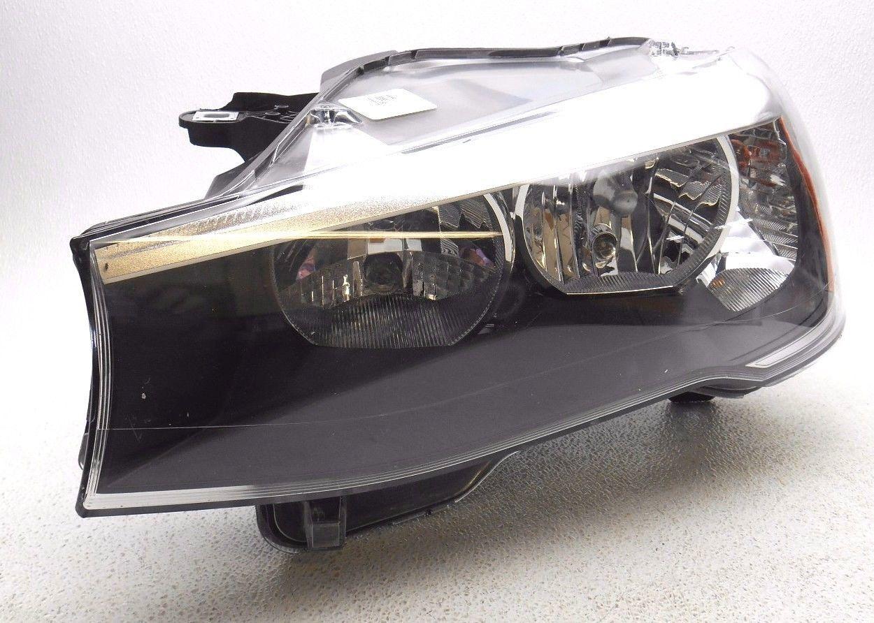 New OEM 2015 BMW X3 Left Driver Halogen Head Lamp Headlight-Loose Innards   eBay