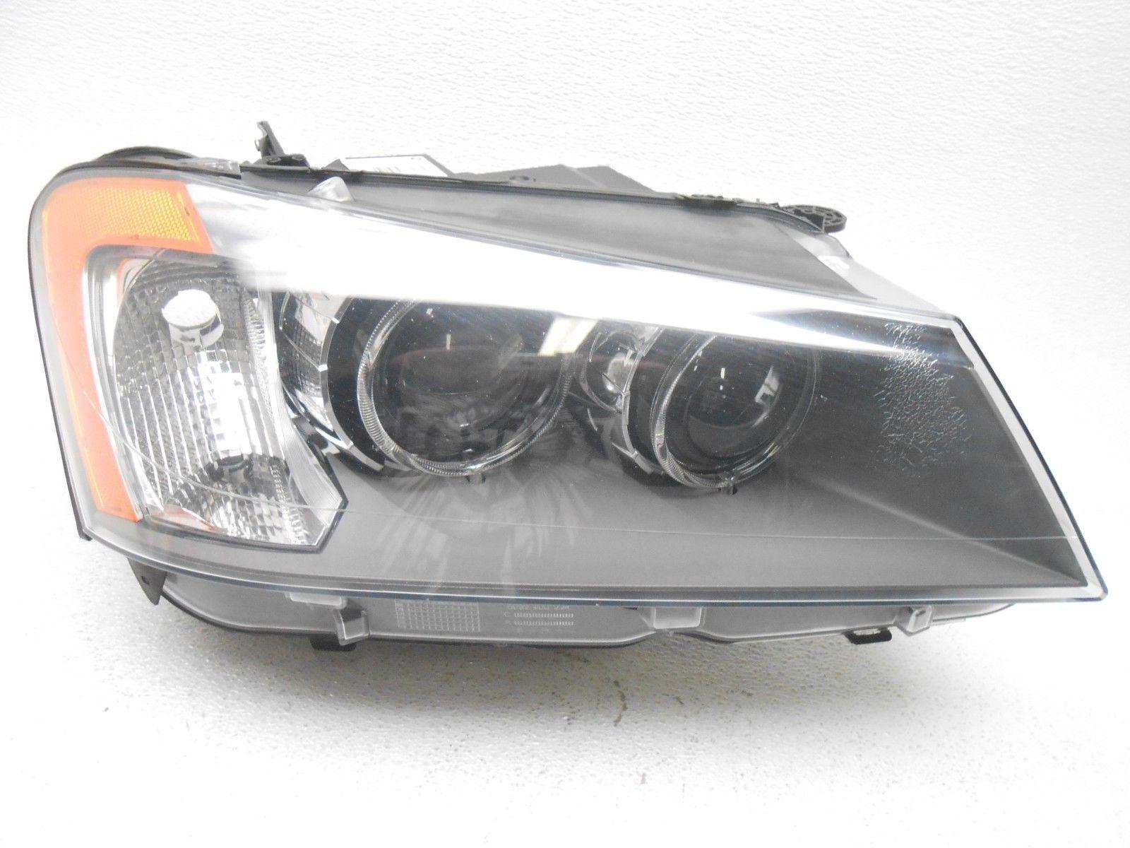 OEM BMW X3 Right Xenon HID Headlamp Headlight With ADF 2011-2014   eBay