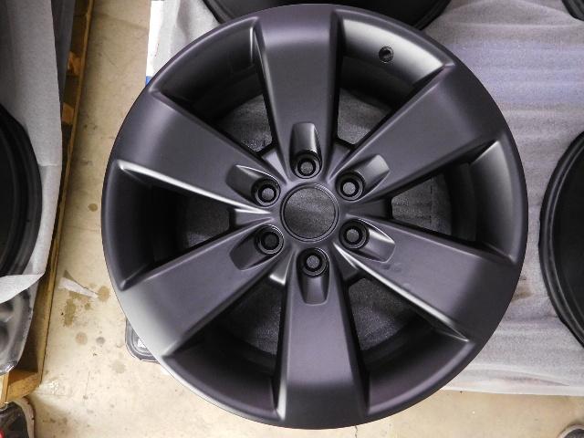 OEM Ford F 150 FX 20x85 Wheels Powder Coated Matte Black