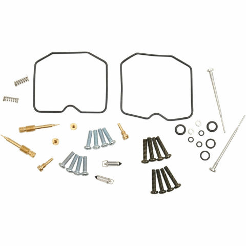 Carburetor Carb Repair Kit For 1988-2007 Kawasaki EX250F
