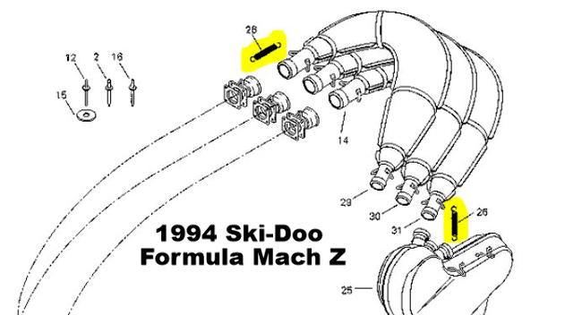 1988-89-90-91 Ford F150 Power Window Wiring Diagram