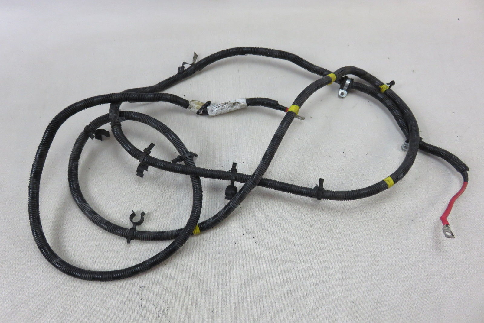 hight resolution of 2011 lotus evora positive stud to fusebox stud battery cable b132m0004f